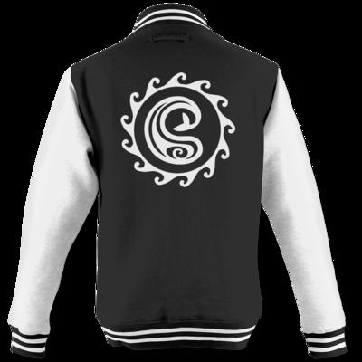 Motiv: College Jacke - Götter Symbol - Swafnir