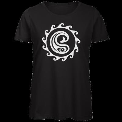 Motiv: Organic Lady T-Shirt - Götter Symbol - Swafnir