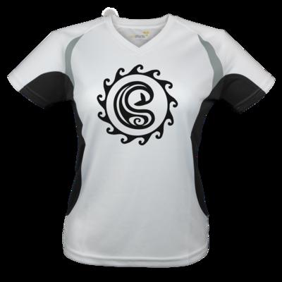 Motiv: Laufshirt Lady Running T - Götter Symbol - Swafnir