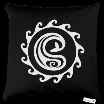 Motiv: Kissen Baumwolle - Götter Symbol - Swafnir