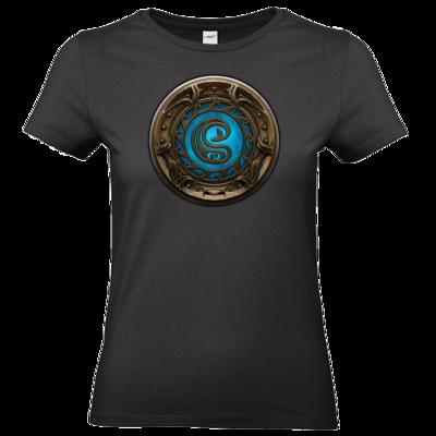 Motiv: T-Shirt Damen Premium FAIR WEAR - Götter Siegel - Swafnir