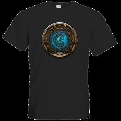 Motiv: T-Shirt Premium FAIR WEAR - Götter Siegel - Swafnir