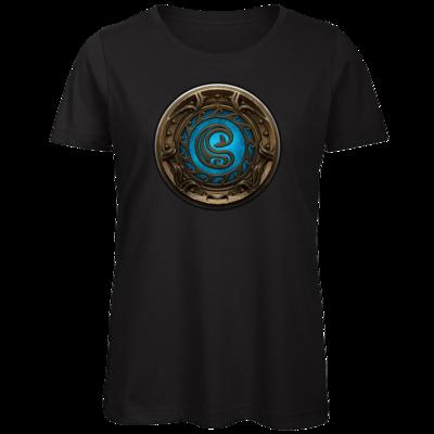 Motiv: Organic Lady T-Shirt - Götter Siegel - Swafnir