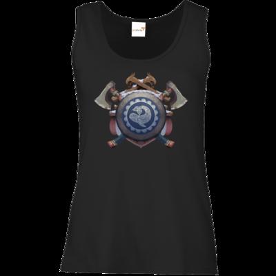 Motiv: Tank Top Damen Classic - Wappen - Thorwal