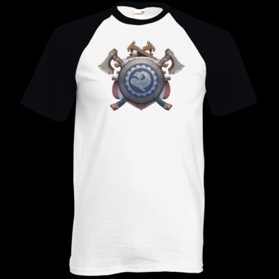 Motiv: TShirt Baseball - Wappen - Thorwal