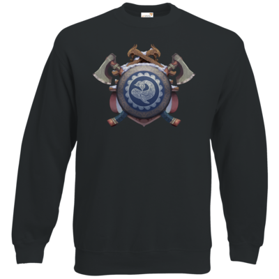 Motiv: Sweatshirt Classic - Wappen - Thorwal