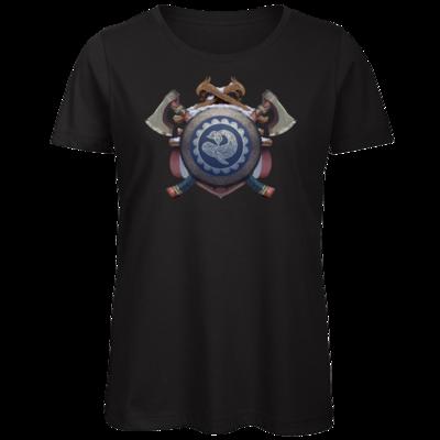 Motiv: Organic Lady T-Shirt - Wappen - Thorwal