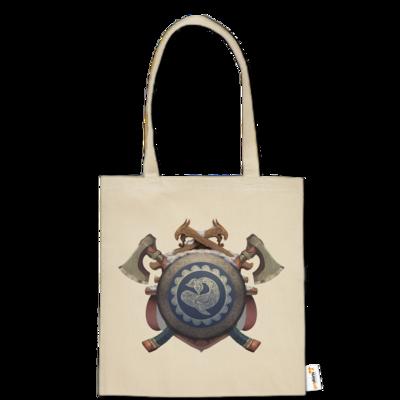 Motiv: Baumwolltasche - Wappen - Thorwal