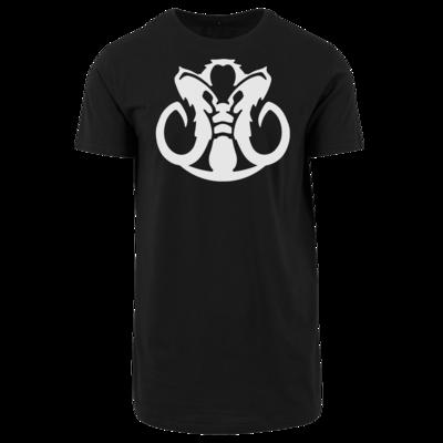 Motiv: Shaped Long Tee - Götter Symbol - Natûru-Gon