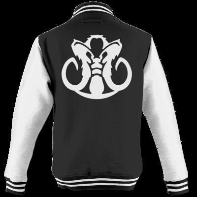 Motiv: College Jacke - Götter Symbol - Natûru-Gon
