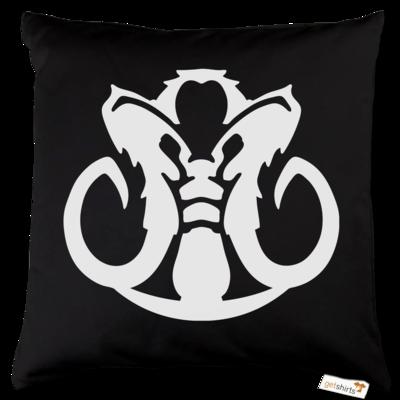 Motiv: Kissen Baumwolle - Götter Symbol - Natûru-Gon
