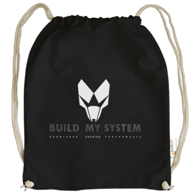 Motiv: Cotton Gymsac - BUILD MY SYSTEM