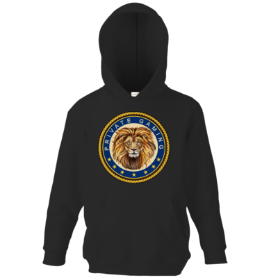 Motiv: Kids Hooded Sweat - PrivateGaming