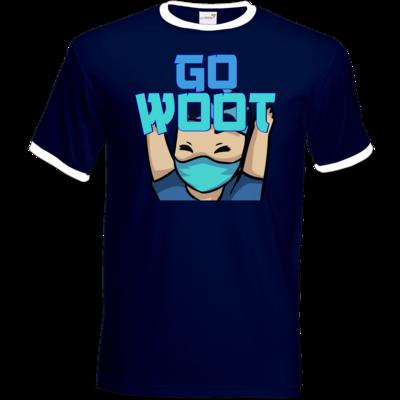 Motiv: T-Shirt Ringer - GoWooT