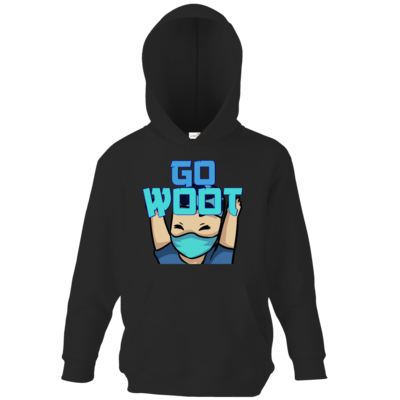 Motiv: Kids Hooded Sweat - GoWooT