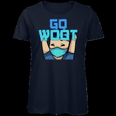 Motiv: Organic Lady T-Shirt - GoWooT
