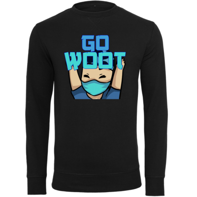 Motiv: Light Crew Sweatshirt - GoWooT