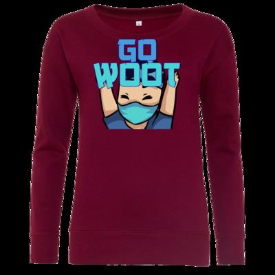 Motiv: Girlie Crew Sweatshirt - GoWooT