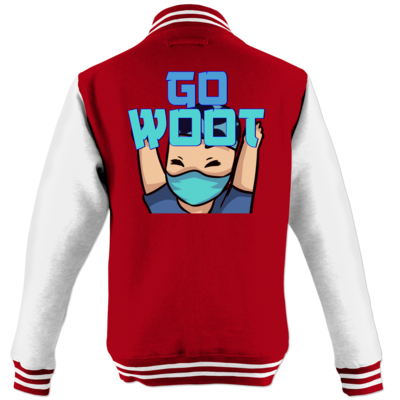 Motiv: College Jacke - GoWooT