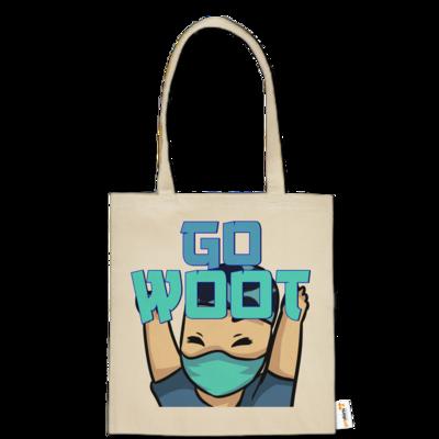 Motiv: Baumwolltasche - GoWooT