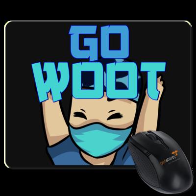 Motiv: Mousepad Textil - GoWooT