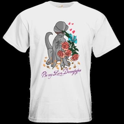 Motiv: T-Shirt Premium FAIR WEAR - Love Demogogon