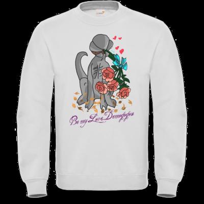 Motiv: Sweatshirt FAIR WEAR - Love Demogogon