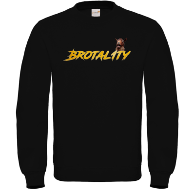 Motiv: Sweatshirt FAIR WEAR - Brotal1ty Gold