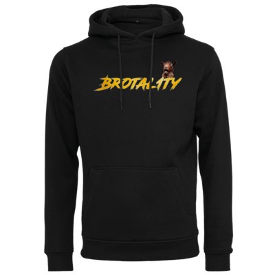 Motiv: Heavy Hoodie - Brotal1ty Gold