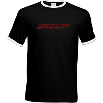 Motiv: T-Shirt Ringer - Original Bro