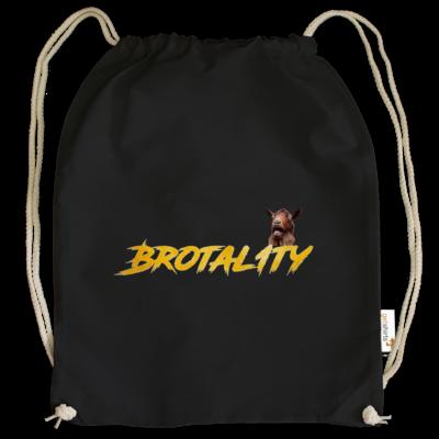 Motiv: Cotton Gymsac - Brotal1ty Gold