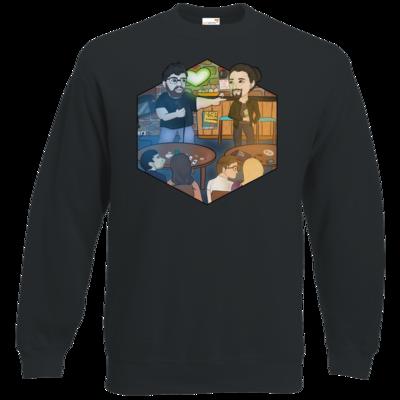 Motiv: Sweatshirt Classic - Spoppin Live Tour