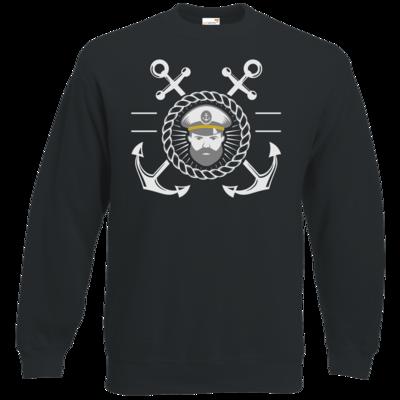 Motiv: Sweatshirt Classic - Kaptn_Anker