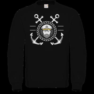 Motiv: Sweatshirt FAIR WEAR - Kaptn_Anker