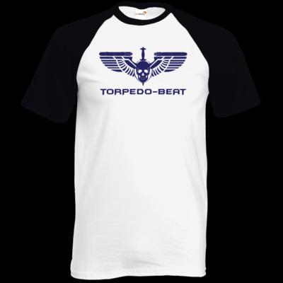 Motiv: TShirt Baseball - Torpedo-Beat