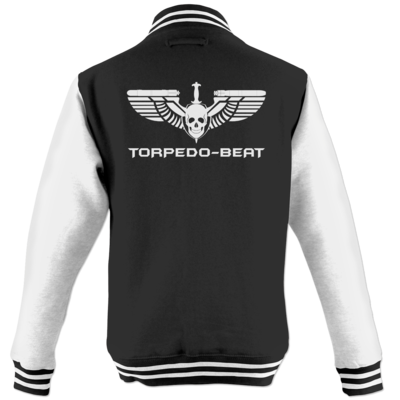Motiv: College Jacke - Torpedo-Beat