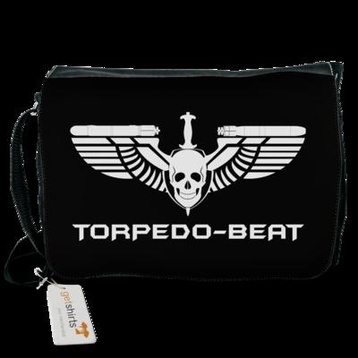 Motiv: Schultertasche - Torpedo-Beat
