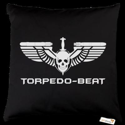 Motiv: Kissen Baumwolle - Torpedo-Beat