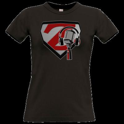 Motiv: T-Shirt Damen Premium FAIR WEAR - ZargoZ quatscht