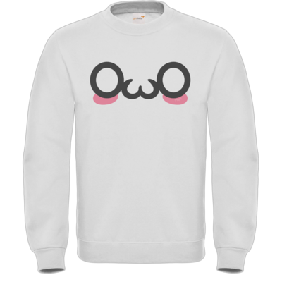 Motiv: Sweatshirt FAIR WEAR - OωO