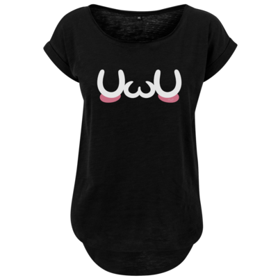 Motiv: Ladies Long Slub Tee - UωU