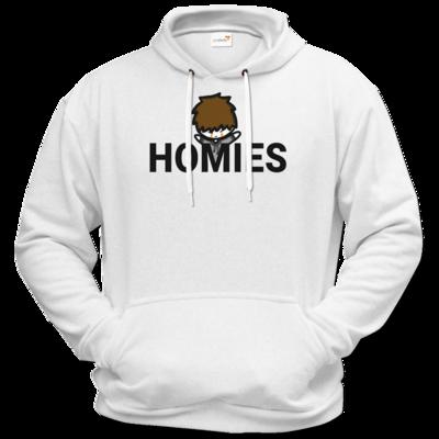 Motiv: Hoodie Premium FAIR WEAR - Homies