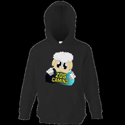 Motiv: Kids Hooded Sweat - ZOS Schaf mit Kuschelkissen