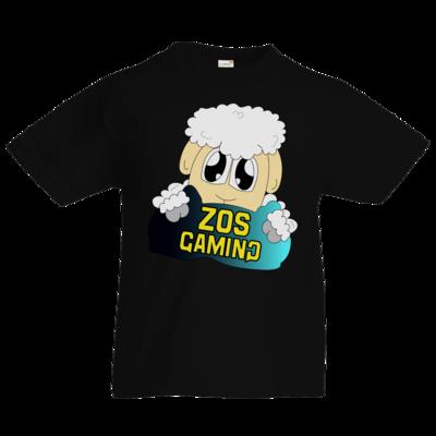 Motiv: Kids T-Shirt Premium FAIR WEAR - ZOS Schaf mit Kuschelkissen