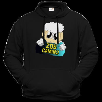 Motiv: Hoodie Premium FAIR WEAR - ZOS Schaf mit Kuschelkissen