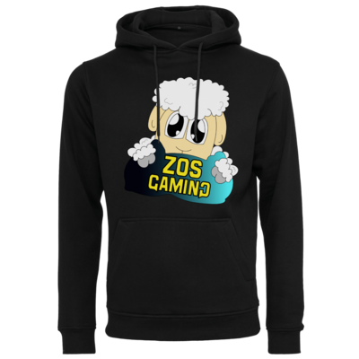 Motiv: Heavy Hoodie - ZOS Schaf mit Kuschelkissen