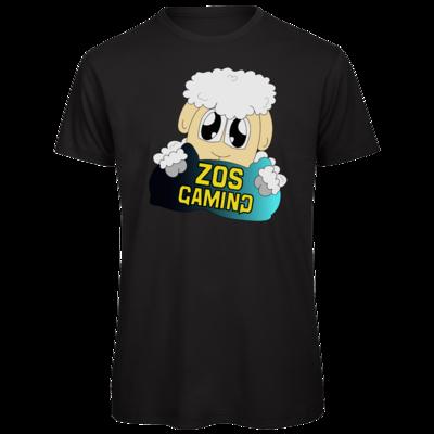 Motiv: Organic T-Shirt - ZOS Schaf mit Kuschelkissen