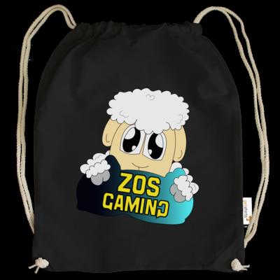 Motiv: Cotton Gymsac - ZOS Schaf mit Kuschelkissen
