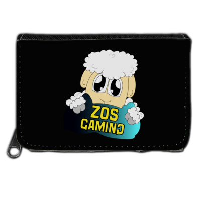 Motiv: Geldboerse - ZOS Schaf mit Kuschelkissen