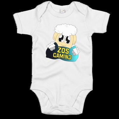 Motiv: Baby Body Organic - ZOS Schaf mit Kuschelkissen